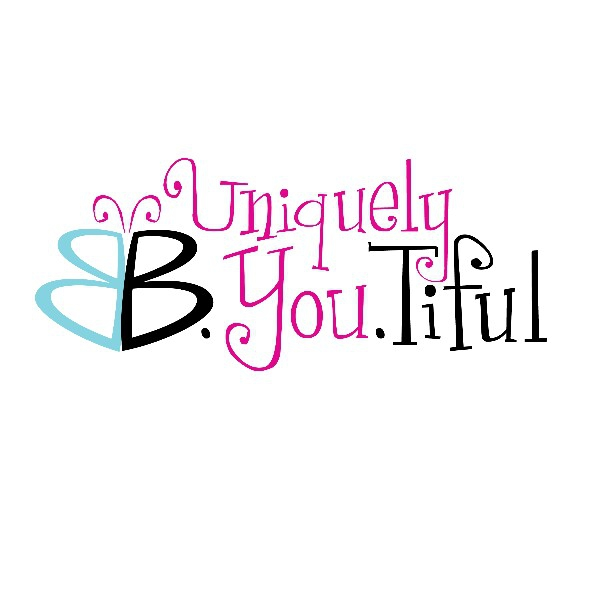 uniquelybyoutiful butterfly logo